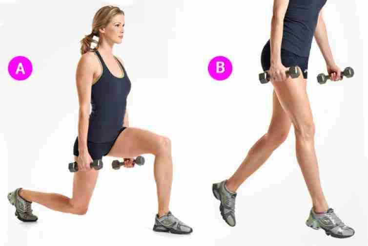 Как эффективно похудеть в ногах
