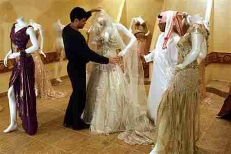 Свадьба в саудовской аравии